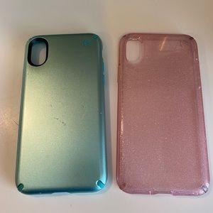 iPhone X Cases 💙💚💕